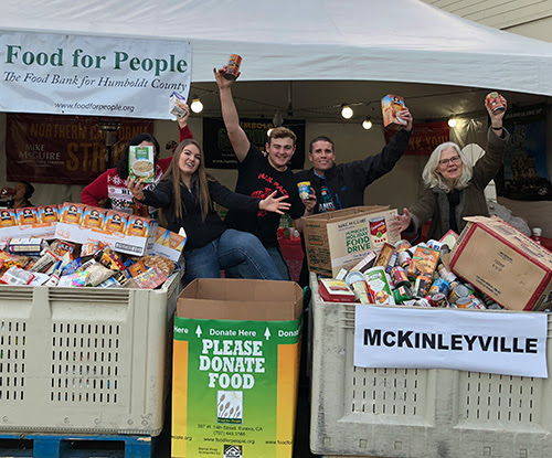 Food Drive Eureka