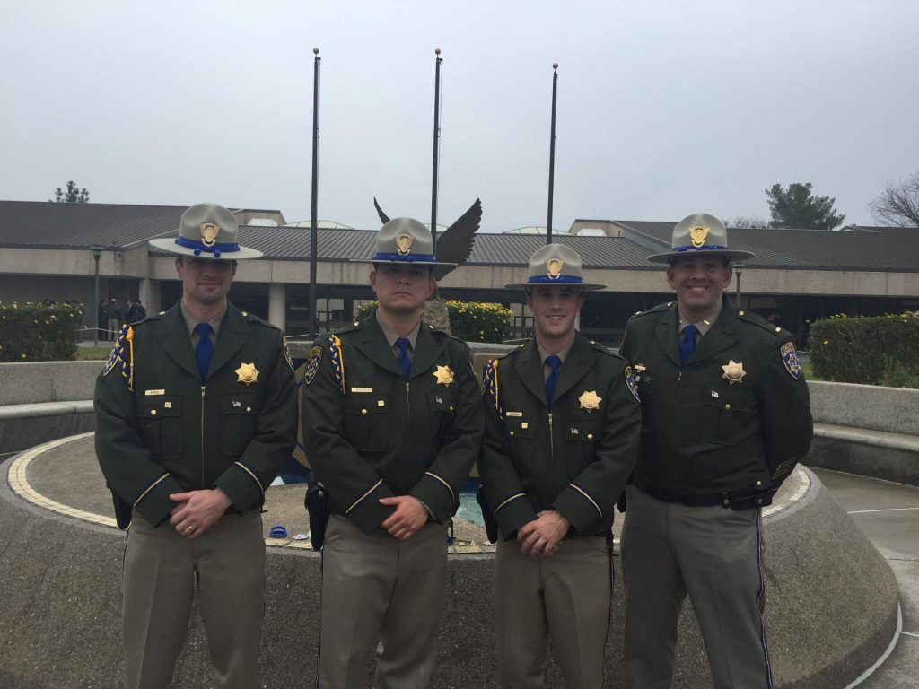 New CHP officers in SoHum