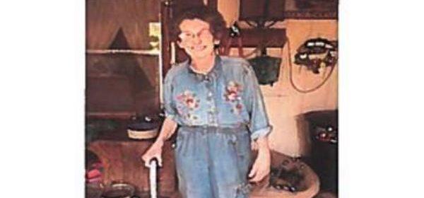 92-year-old Claryce Bishop