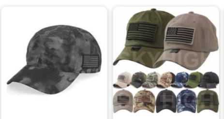 officer hats