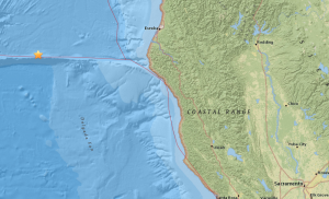 5.0 quake map