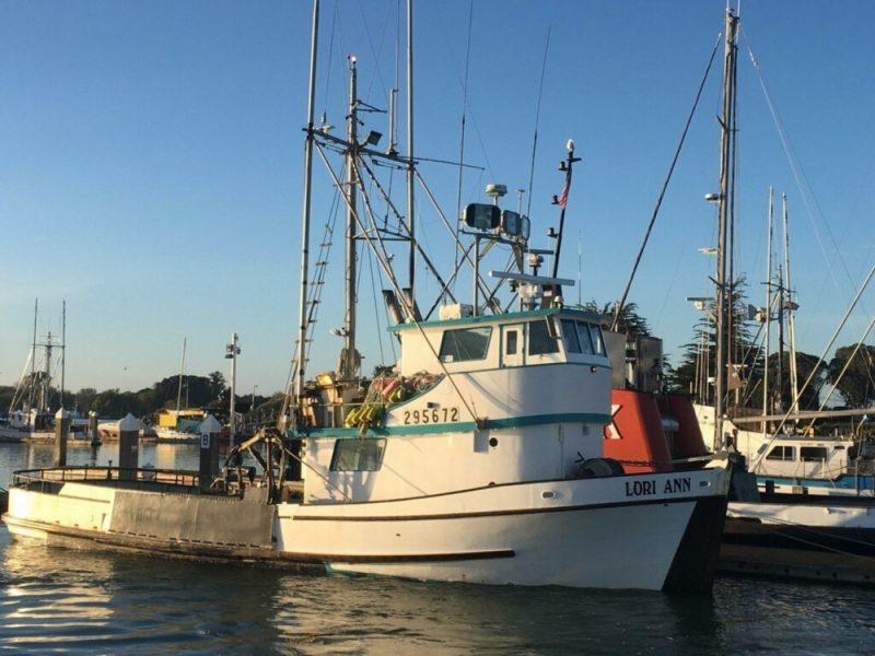 Lori Ann Eureka crab Photo Coast Guard