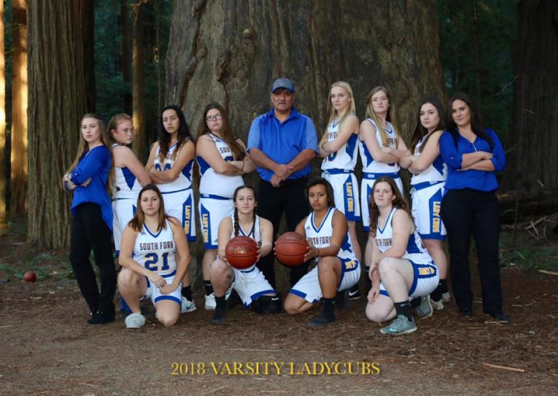 SF Cubs High School Girls 2018