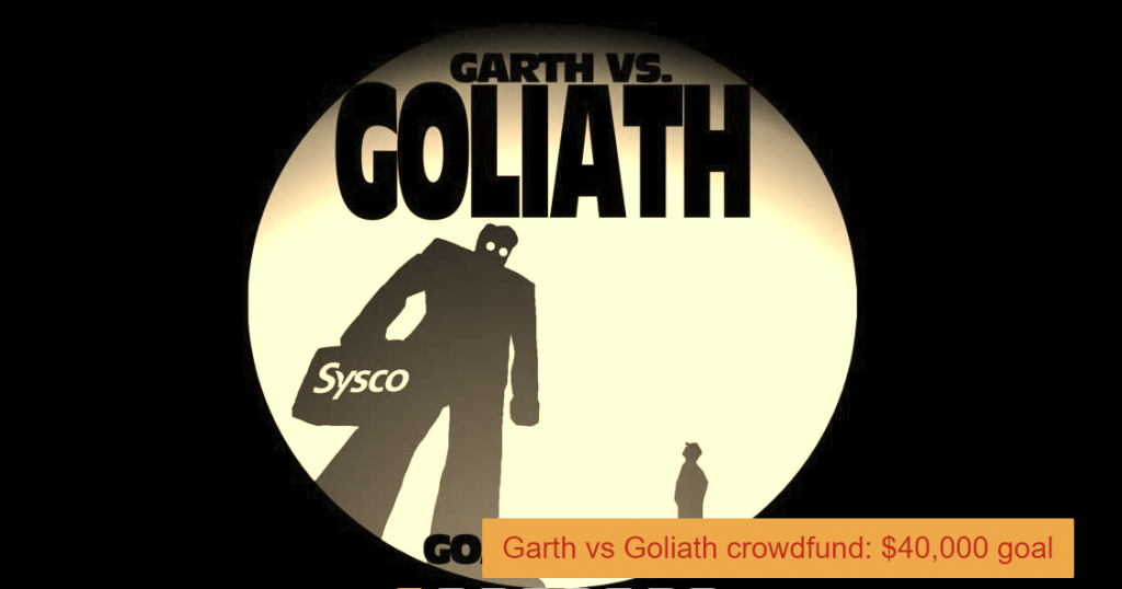 Garth vs Goliath