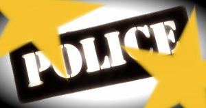 Police yellow star