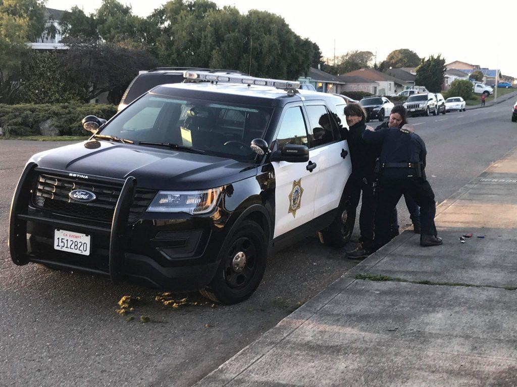 Arrest by EPD