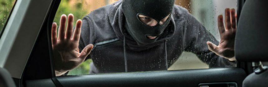 Car burglary car theft