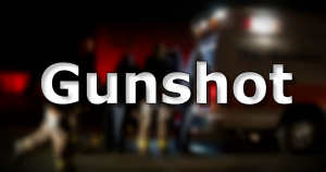 Gunshot shot feature icon