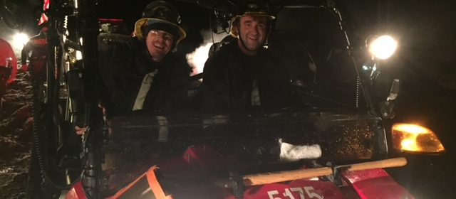 Shelter Cove Fire and Rescue successfully returns after finding lost juveniles.