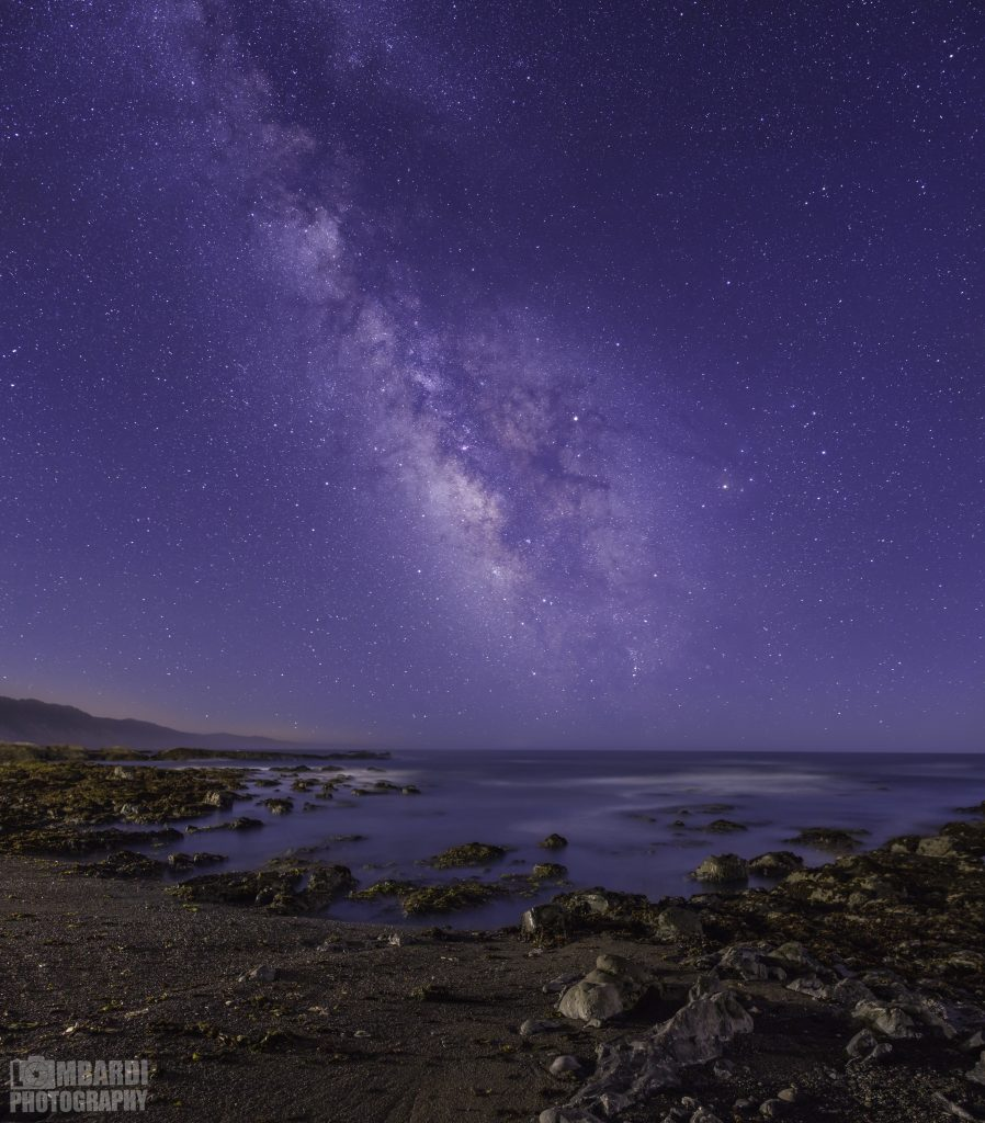Stars and Sea by Christina Lombardi