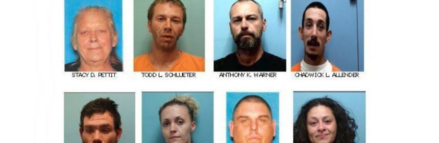 Most wanted Trinity COunty