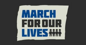 March for our lives logo humboldt