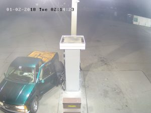 Suspects in gas card theft
