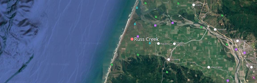 Russ creek