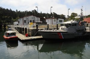 Coast Guard Station Noyo River, Wednesday, Aug.1, 2012.