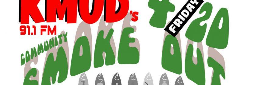 420 smokeout KMUD poster crop