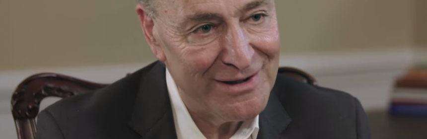Senator Chuck Schumer from Vice video