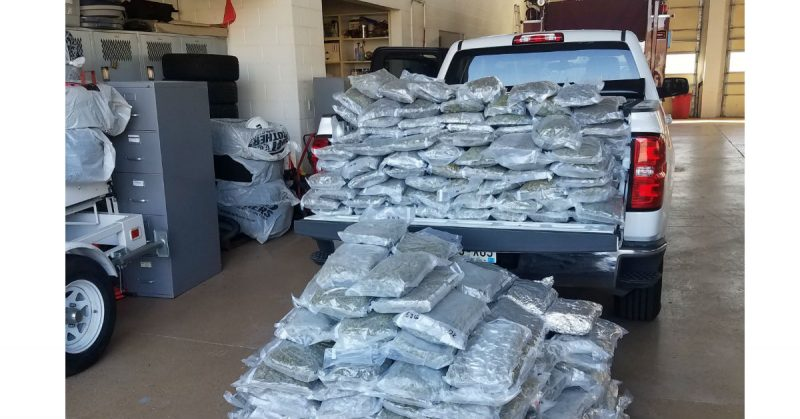 356 Pounds of Northern California Marijuana Seized in Utah