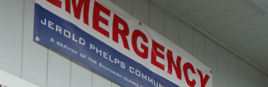 Emergency Room Jerold Phelps Community Hospital
