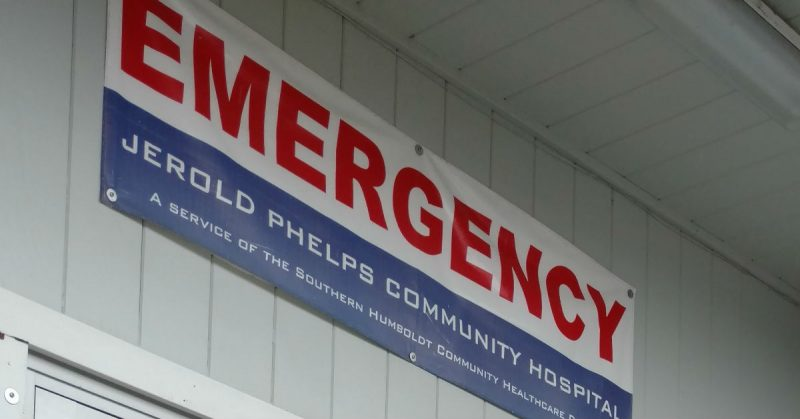 Emergency Room Jerold Phelps Community Hospital