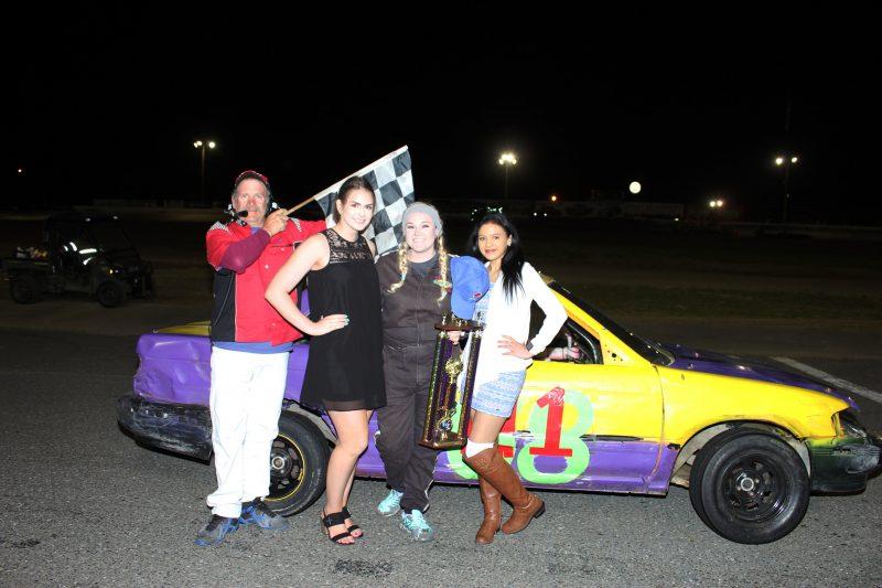 Roadrunner Feature Winner Lindsey Zito