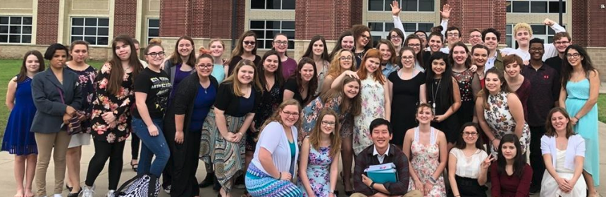 Santa Fe High School Choir
