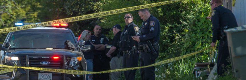 Shooting police eureka