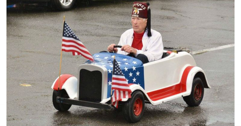 Shriner Car: Stealing From The Shriners?