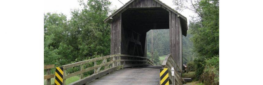Berta Ranch Covered Bridge