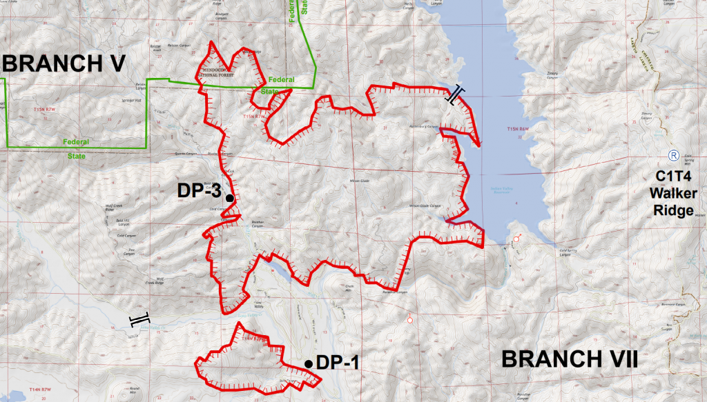 UPDATE: More Evacuations, 0% Containment] Pawnee Fire Jumps to