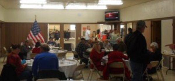 Fortuna Legion Hosting Community Breakfast Fundraiser at Veterans Memorial Building