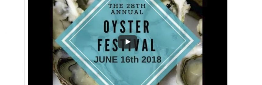 Oyster fest video