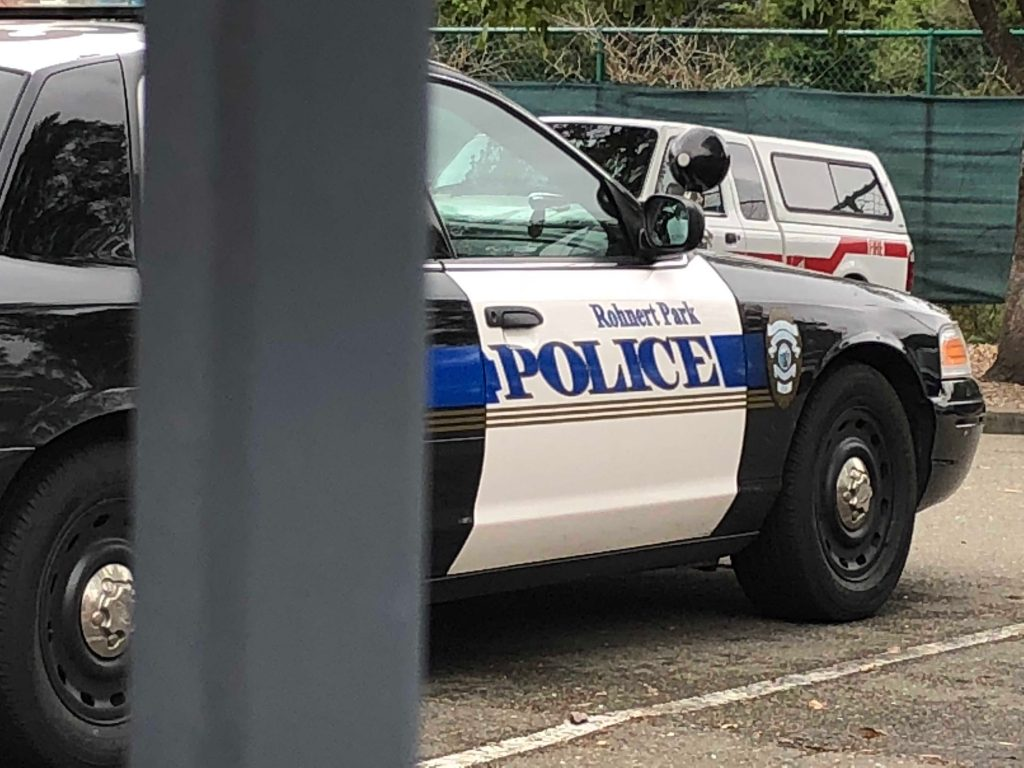Highway Robbery': Drivers Allege Rohnert Park Police
