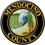 Seal of Mendocino county Ca
