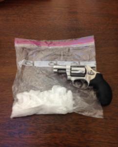 Judson Stiglich firearm and drugs