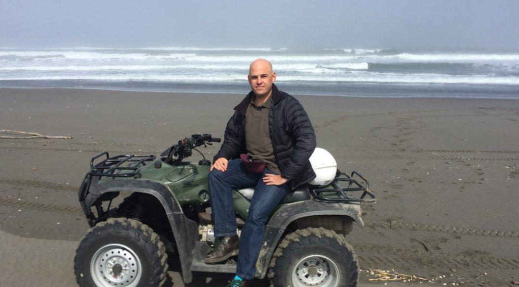 Humboldt County Deputy District Attorney Adrian Kamada