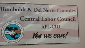The Humboldt-Del Norte Central Labor Council