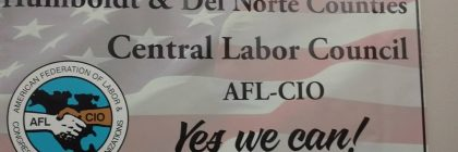 The Humboldt-Del Norte Central Labor Council