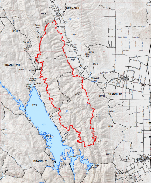 County Fire Map July 2