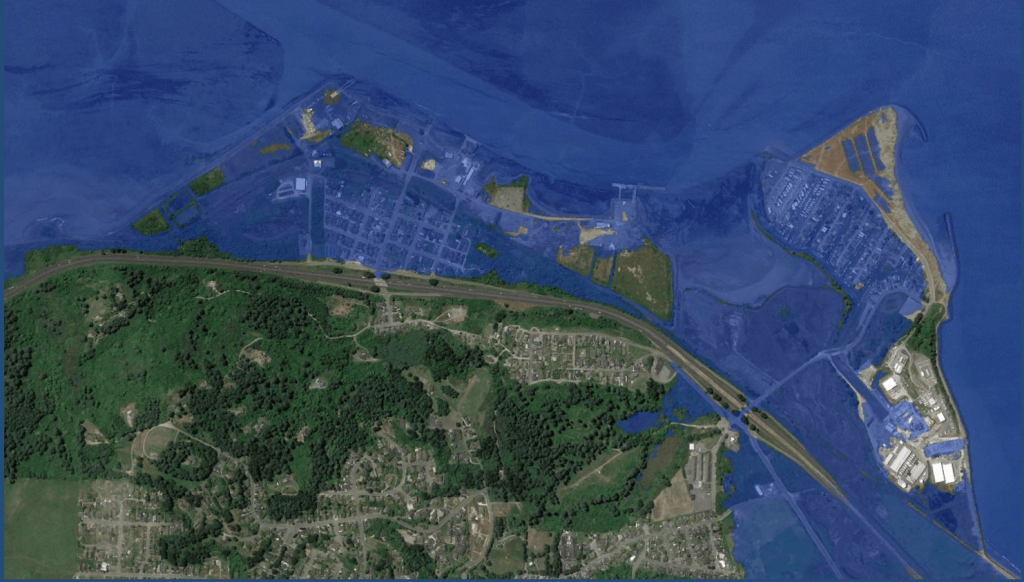Humboldt Bay Sea Level Rise