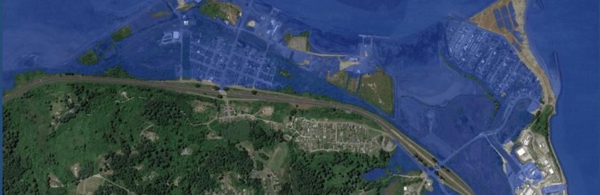 Humboldt Bay Sea Level Rise