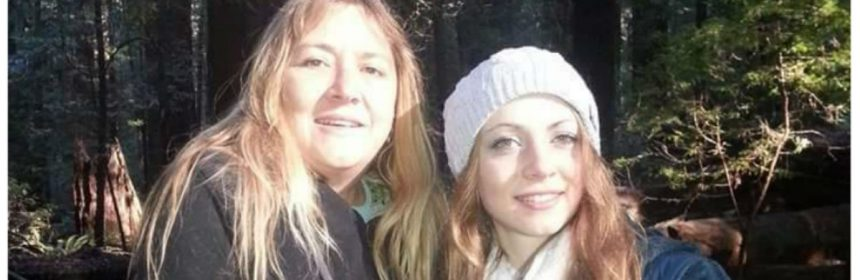 Shona Via and daughter