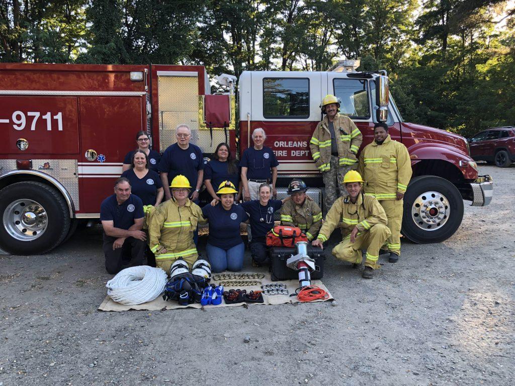 Orleans Volunteer Fire Department