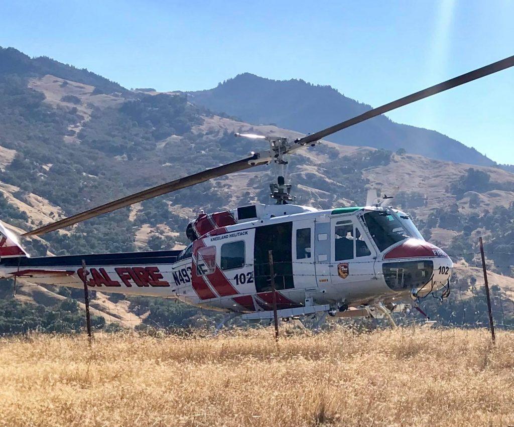 Chopper 102 Calfire