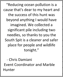 Statement by Chris Damiani