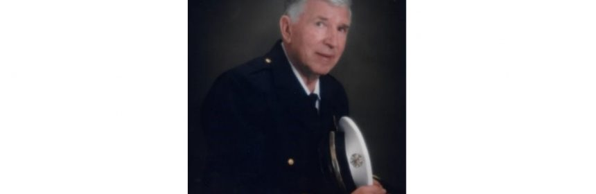 Fortuna Fire Chief Robert Bob Somerville