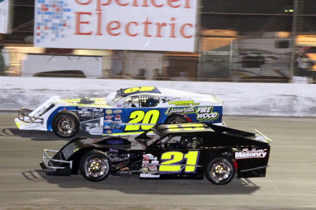 NSMS Modified drivers Darrin Knight and Darrin Sullvan