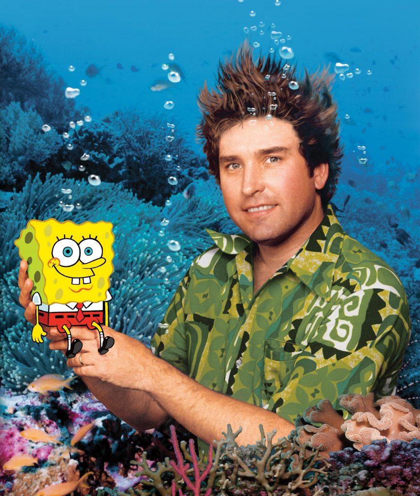 Stephen Hillenburg SpongeBob