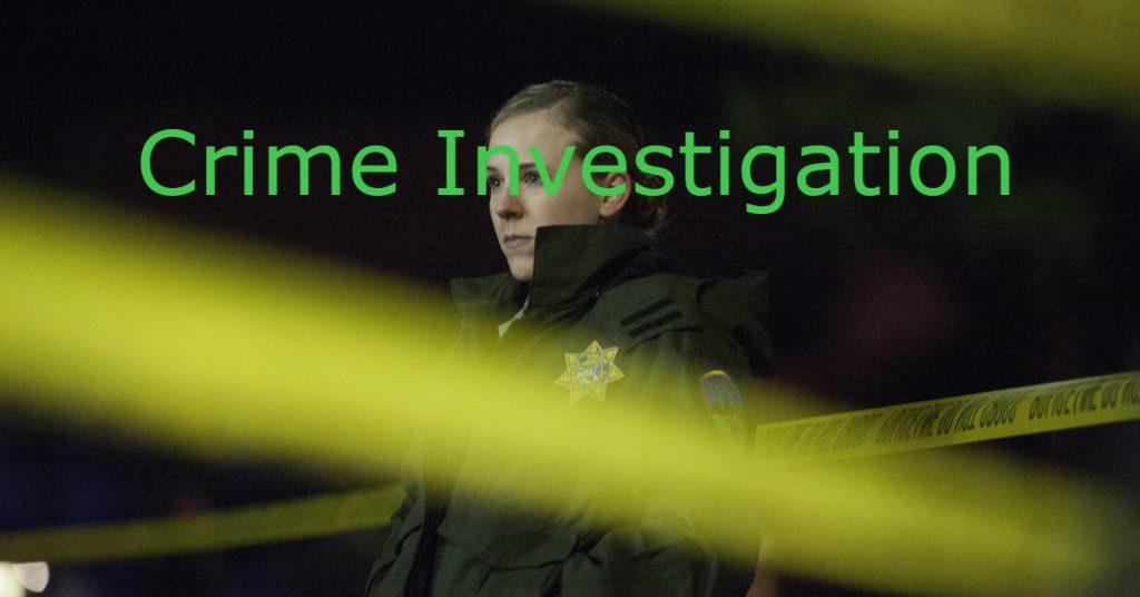 Crime Investigation icon