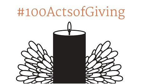 100 Acts of Giving